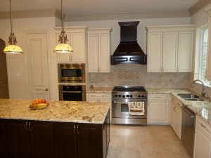 Completed Kitchen Remodeling and Design